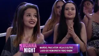 Fabio Rabin sobre show na Argentina  'preferia ter ido ver o KLB no Iraque'   RedeTV!   Luciana By N