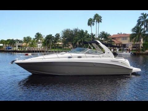 2005 Sea Ray 36 Sundancer Boat For Sale at MarineMax Pompano