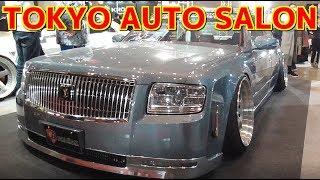 カスタムカー 国産車 欧州車 アメ車 レーシングカー【東京オートサロン2020】TOKYO AUTO SALON 2020/01/12