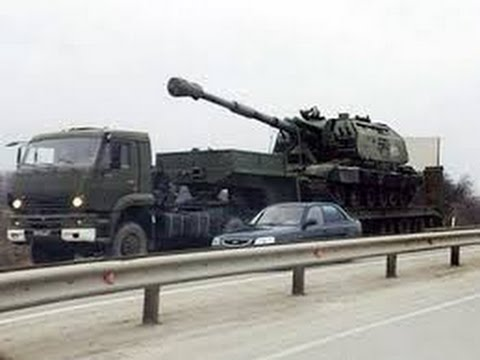 Ukraine Crisis: Russian Military Heads Towards Border BBC News