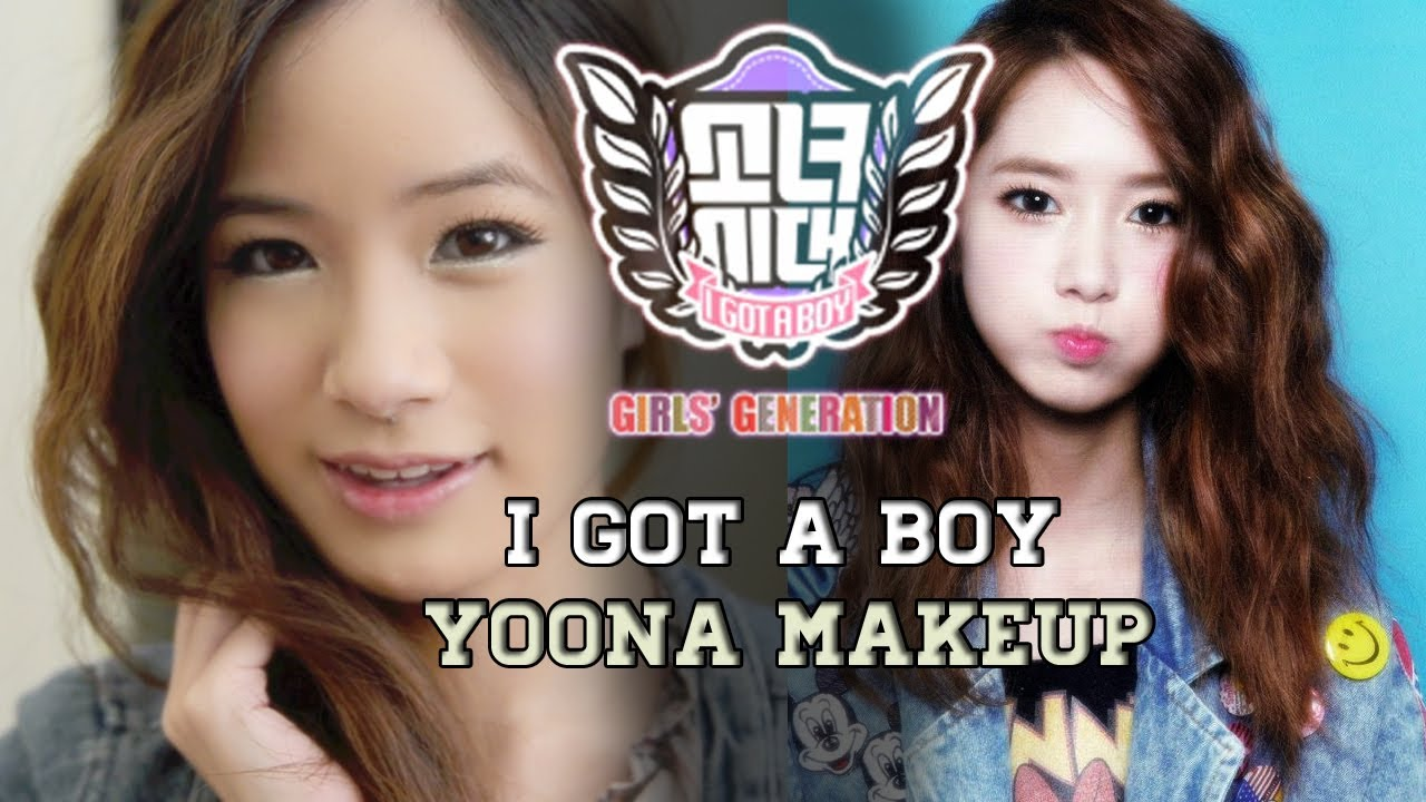 """Yoona I Got A Boy Makeup SNSD """"I GOT A BOY..."""