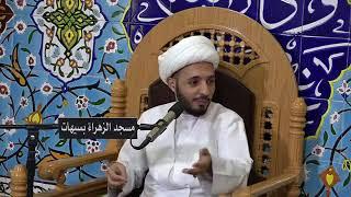 الشيخ أحمد سلمان - سيرة توجه موكب فاطمة المعصومة عليها السلام إلى زيارة الإمام الرضا عليه السلام