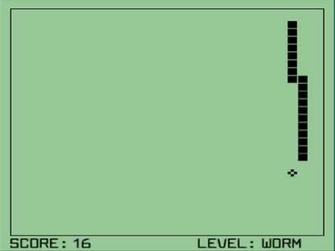 Classic Arcade 4(snake)