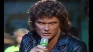 David Hasselhoff -  Is everybody happy 1989