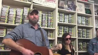 "Tim Barry ""Dance Party"" HHO15 12/5/15 Arkansas Record-CD Exchange, Little Rock, AR"