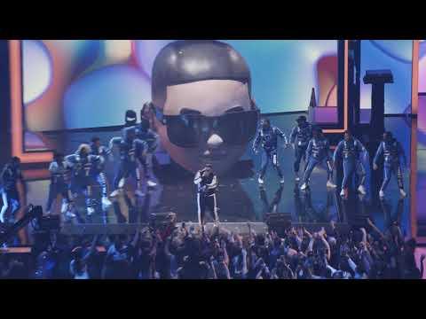 Daddy Yankee – Con Calma en Vivo (Premios lo Nuestro 2019) Detras de Camaras 4k