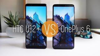 HTC U12+ versus OnePlus 6: camera shootout