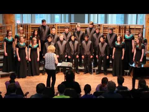 Witness - Campbell Collegiate Chamber Choir 2012-2013
