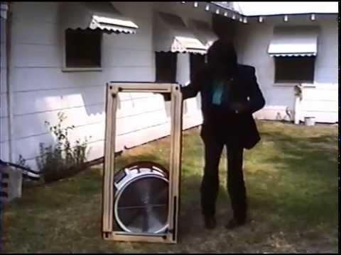 James Brown Blower Door video