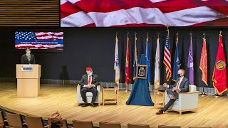 Institute for Veterans and Military Families receives 2020 American Legion Patriot Award