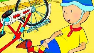 Caillou en Français | Caillou et le Vélo | dessin animé | dessin animé pour bébé