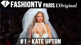 Kate Upton in Bridal Bikini by Beach Bunny Swimwear - Miami Swim Fashion Week 2012 | FashionTV - FTV