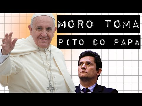 MORO TOMA PITO DO PAPA #meteoro.doc