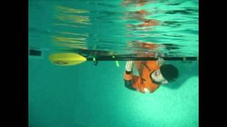 kayak roll / hąnd roll (tutorial)
