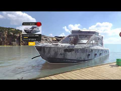 Yacht Mechanic Simulator!