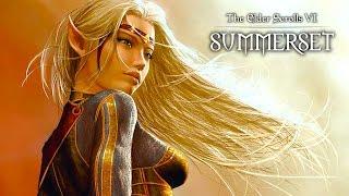 The Elder Scrolls VI: SUMMERSET ISLES (Top 5 TES 6 Locations - #1)