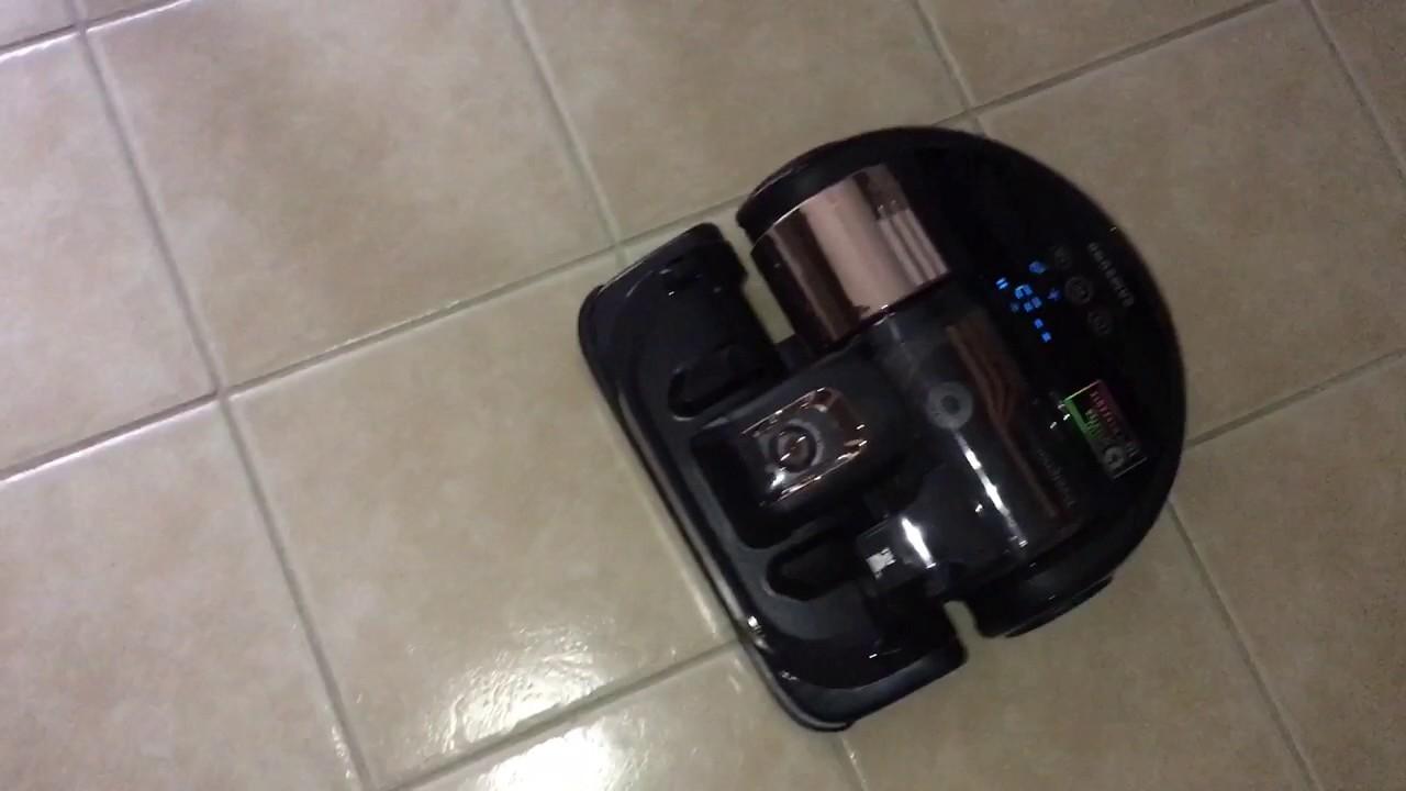 Samsung Powerbot Turbo 9350 Vacuum Cleaner Youtube