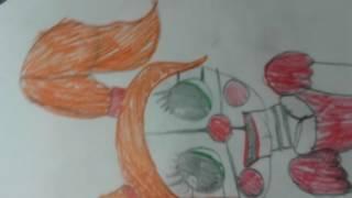 Мои рисунки фнаф 17 рисуков