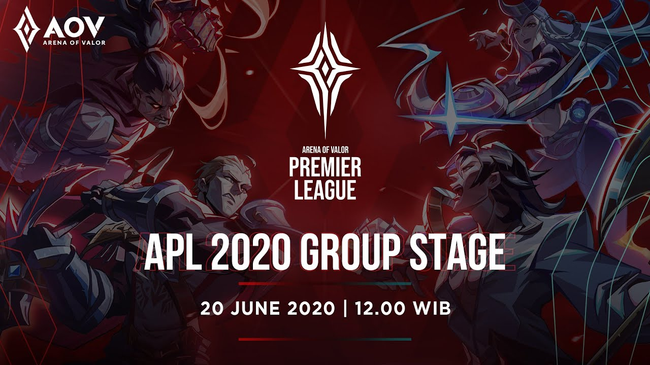 APL 2020 Group Stage Day 2 - Garena AOV (Arena of Valor)