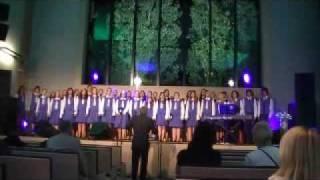 Kuhnuv dětský sbor - 9.09.09 koncert BBC center