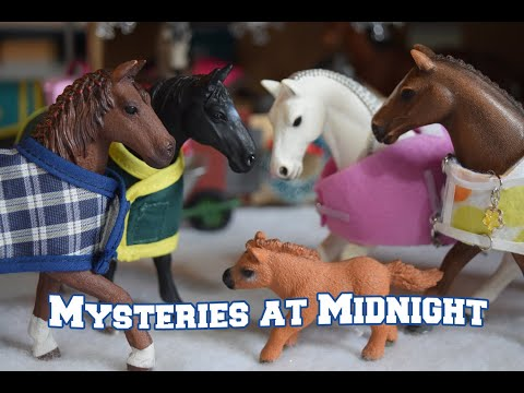 Silver Star Stables - S03 E02 - Mysteries At Midnight |Schleich Horse Series|