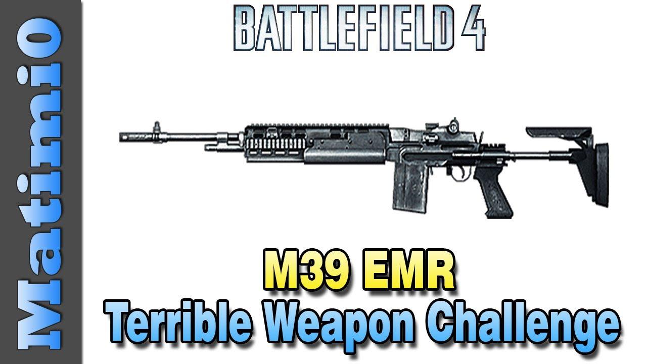 M39 EMR - Battlefield4 攻略 BF4 Wiki