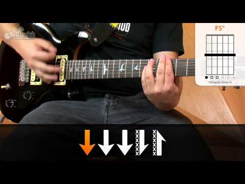 How You Remind Me - Nickelback (aula de guitarra)
