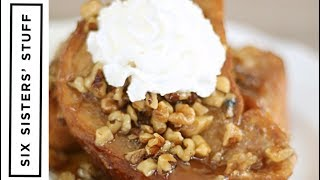 Pecan French Toast | Six Sisters Stuff