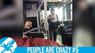 Crazy People In Public Compilation #5 - Best Public Freakouts of 2019