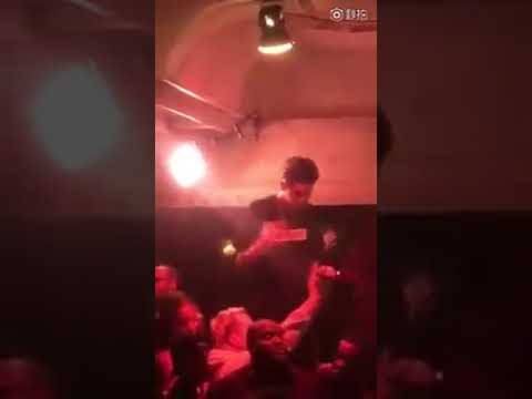 [FANCAM] Kris Wu live 'DESERVE' - Up&Down Party in New York