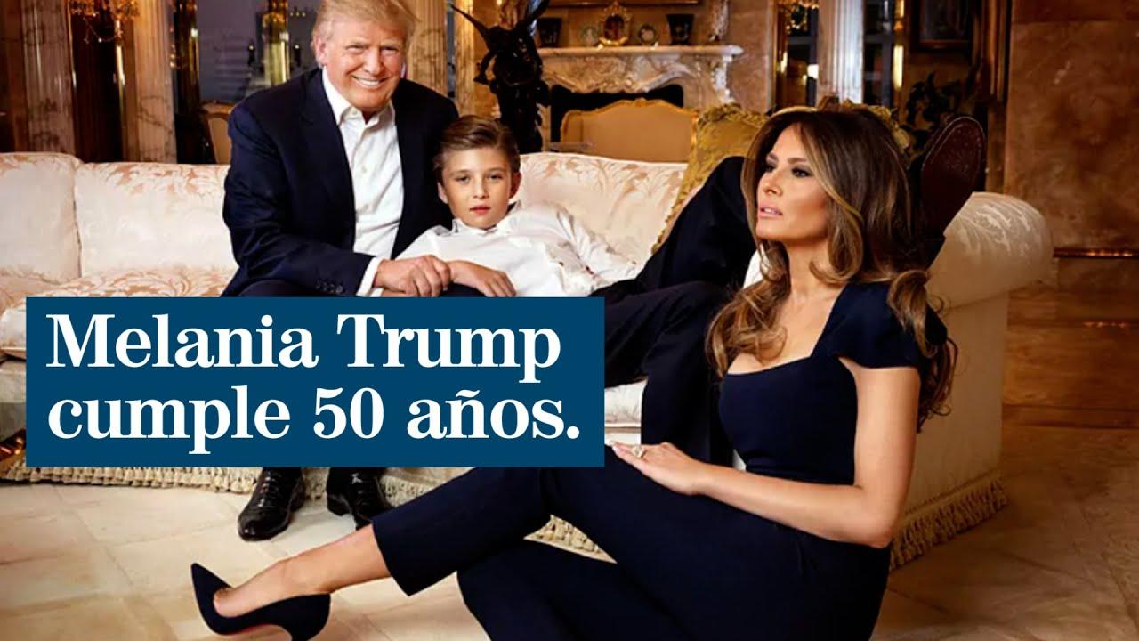 Download Melania Trump cumple 50 años