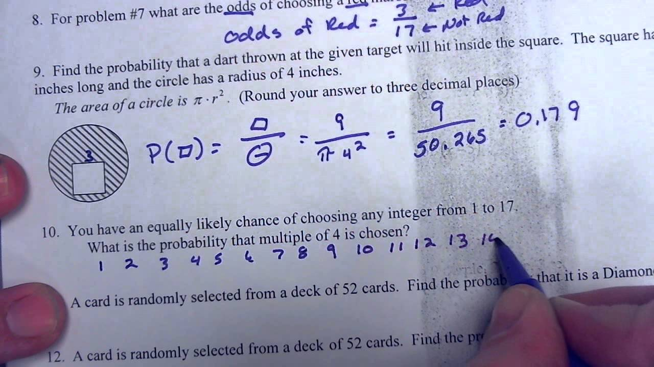 Glencoe Algebra 2 Workbook Answers Chapter 10 - glencoe ...