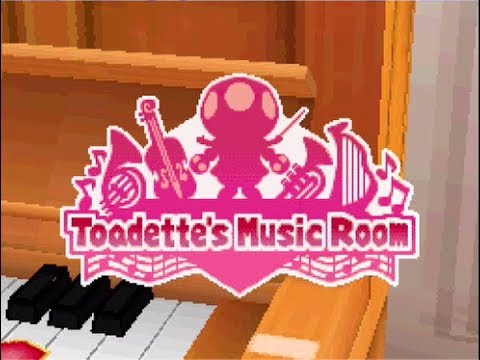 Mario Party DS - Story Mode - Part 2 - Toadette's Music Room