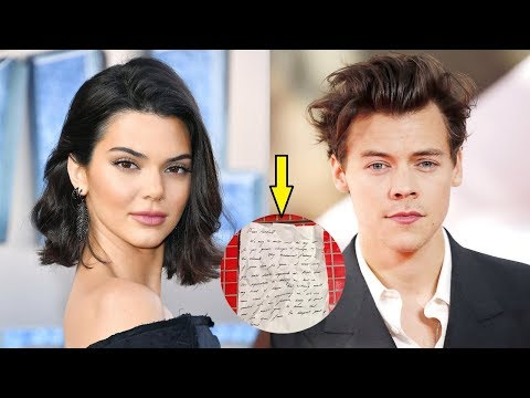 Kendall Jenner Opened Up About The Harry Styles Rumors – And Shared Her Secret Admirer's Identity