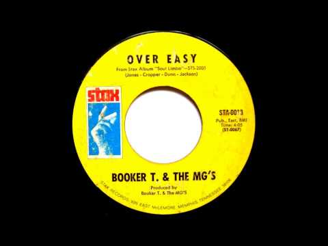 Booker T & The MG's - Over Easy (1968)