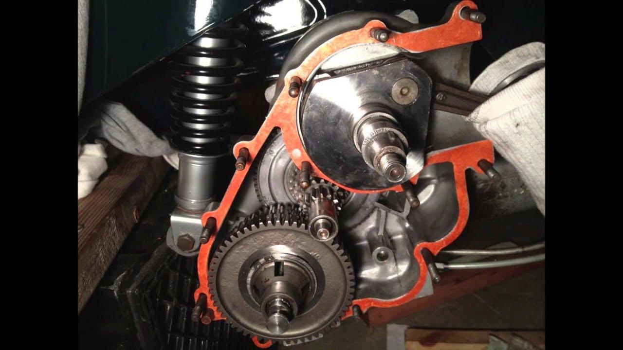 Vespa Ss180 Engine Rebuild