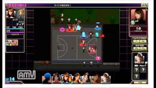 【DMM】実写TD「ガーディアン・ミストレス」序盤難関ステージ プレイ動画
