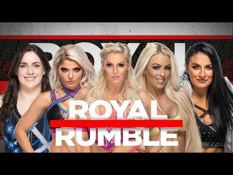 WWE Women's Royal Rumble 2020 Predictions