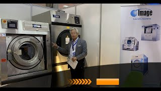 Máy giặt công nghiệp Image Thái Lan HE 80