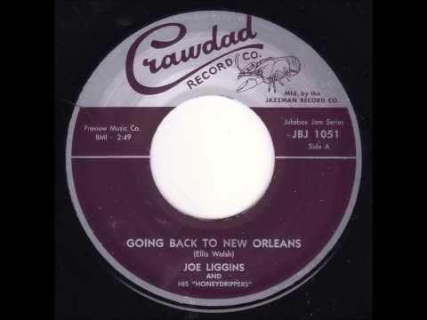 Joe Liggins - Going Back To New Orleans
