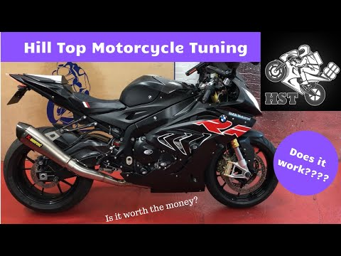 2017 S1000RR Hilltop Motorcycles Management software install and Dyno