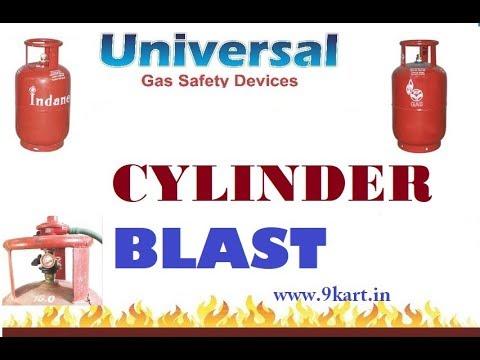 LIVE Cylinder Blast |use UNIVERSAL GAS SAFETY DEVICE 3249.00