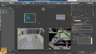 Corona 1.5 Rendering Distribuito in 3ds max