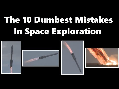 The Dumbest Mistakes In Space Exploration