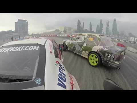 1000hp Toyota GT-86 DRIFT Jakub Przygoński | 400hp Bmw E30 Piotr Trojanek