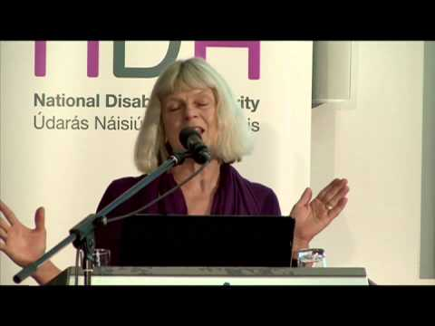 People with disabilities making choices about their services and support (Prof Caroline Glendinning)