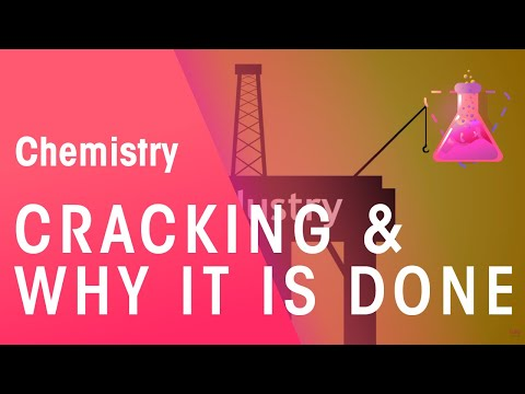 Hydrocarbon Cracking and Why It Is Done | The Chemistry Jour