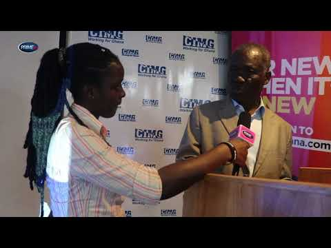 Chartered Institute of Marketing, Ghana conference 2017