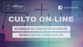 Culto Vespertino - rev. Fábio Castro - 21/03/2021