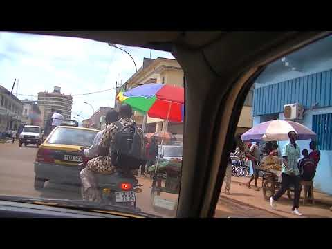 Bangui «Je refuse de prendre le volant à Bangui»